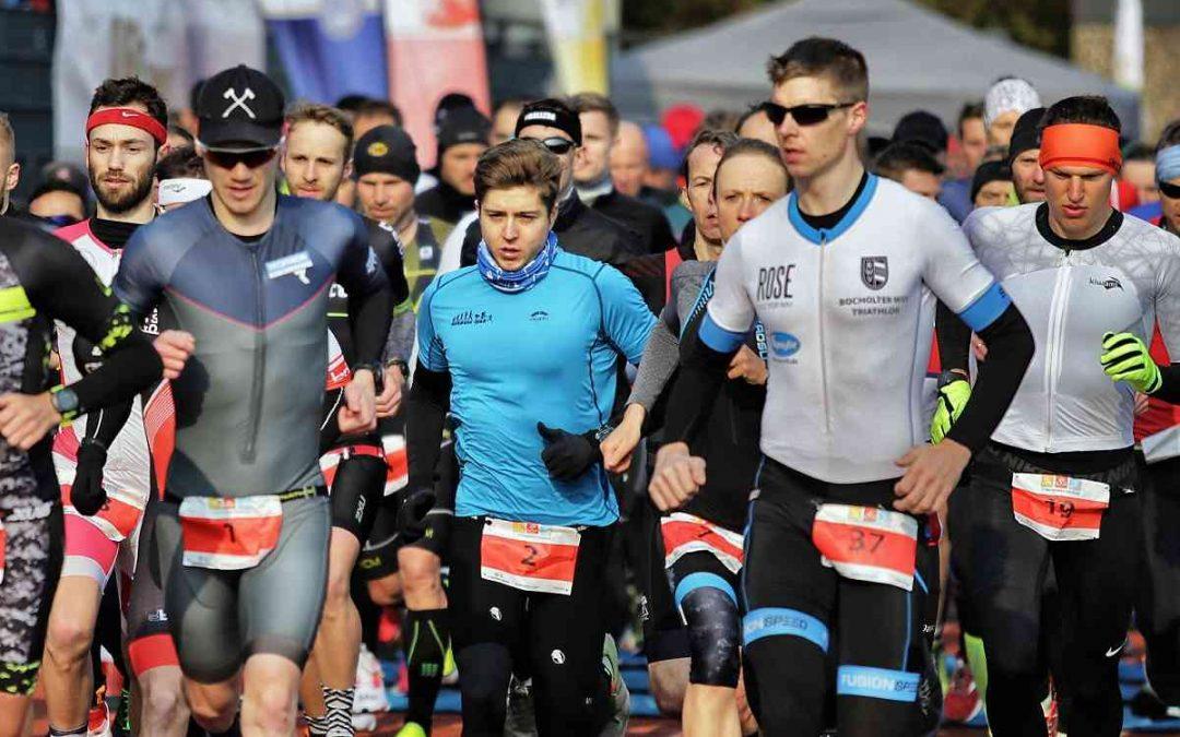 Triathlon Team Düsseldorf siegreich beim Duathlon Mettmann